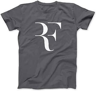 Roger Federer RF Logo- Men's Fashion T-Shirt