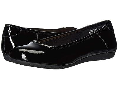 Taos Footwear Rascal (Black Patent) Women