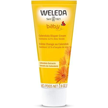 Weleda Baby Diaper Cream, 2.8 (8813), Calendula, Calendula, 2.9 Oz