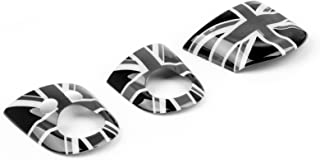 Areyourshop Steering Wheel Cover For Mini Cooper S Countryman R55 R56 R58 after 2007