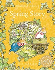 Spring Story: Celebrating forty years of Brambly Hedge