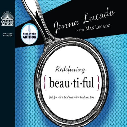 Redefining Beautiful audiobook cover art