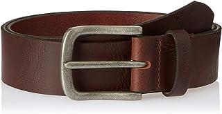Amazon Brand - Symbol Men's leather Casual Non Reversible Belt