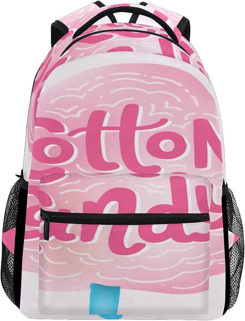 Cotton Candy Sweet On Stick Inventory Max 59% OFF cleanup selling sale Creative Leisure W Book Bags Classic
