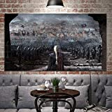 Mode Leinwand Malerei Drucke Wall Poster Game of Thrones