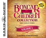 The Boxcar Children Collection Volume 1: The Boxcar Children, Surprise Island, Yellow House Mystery