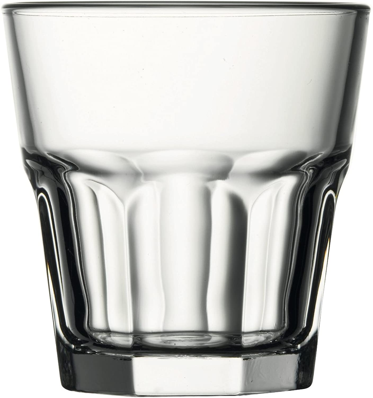 Hospitality Glass Brands 52862-024 Casawhitea 7 oz. Rocks (Pack of 24), 7 oz.