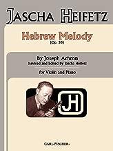 Hebrew Melody Op. 33