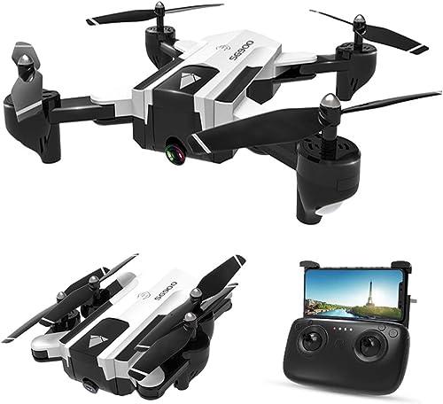 Goolsky SG900-S GPS RC Drohne mit Kamera 720P WiFi FPV Follow-Me-Surround-Modus Mehrpunkt Flugh  Faltbarer RC Quadrocopter 20 Minuten
