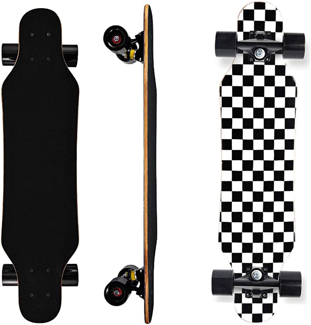 Longboard Skateboard - Max 52% OFF 31Inch Mini Cruising S Longboards Carving Cheap