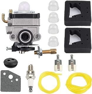 Hayskill 16100-ZM5-803 Carburetor Replace 16100-ZM5-A95 16100-ZM3-848 for Honda GX31 GX22 FG100 4 Stroke Engine Leaf Blower HHE31C HHT31S Edger WX10 Water Pump