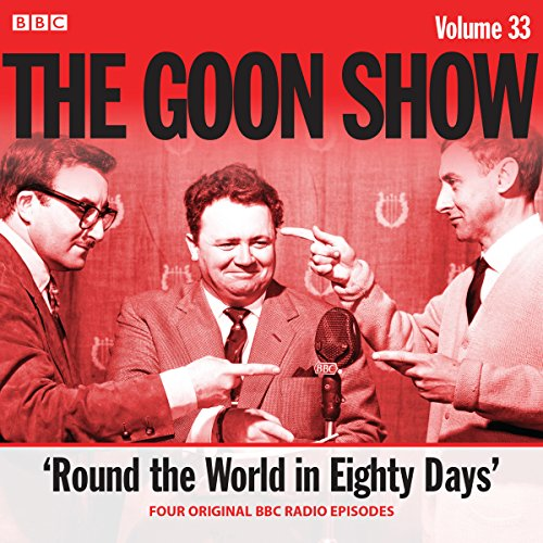 The Goon Show: Volume 33 cover art