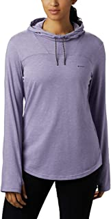 Columbia Women's Pilsner Peak Hoodie, UV Protection, Moisture Wicking Fabric