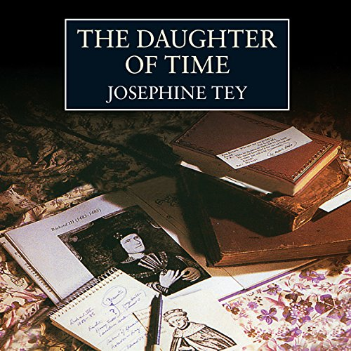 The Daughter of Time cover art