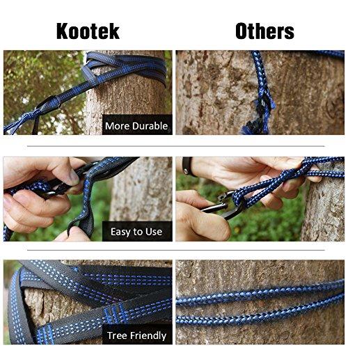 Product Image 7: Kootek Portable Indoor Outdoor Tree Hammock