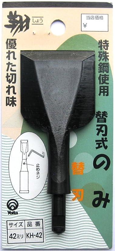 適用するディレクトリアカデミック替刃式のみ 替刃 KH-42 42mm