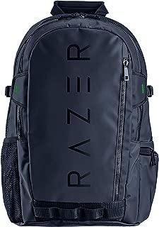 Razer Rogue Backpack V2 15.6 inch バックパック 高耐久 耐水 15インチまでのノートPCを収納可 【日本正規代理店保証品】 RC81-03120101-0500