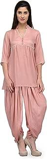 RADANYA Designer Top and Dhoti Set Night Suit Night Dress for Women/Girls