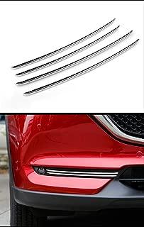 [LFOTPP] マツダ CX8 KG 専用 フォグライト スパンコール 改造パーツ ステンレス製 車種専用設計 取り付け簡単 (CX8 KG)