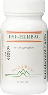 DSF Herbal - 60 Tablets by Nutri West