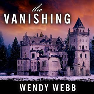 The Vanishing audiobook cover art