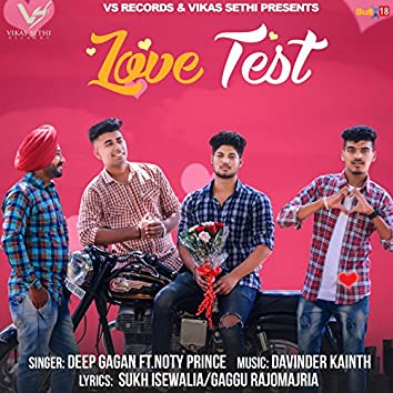 Love Test (feat. Noty Prince)