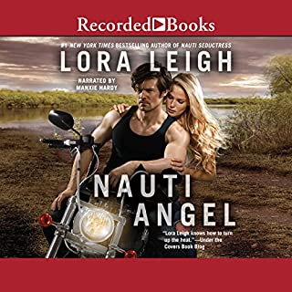 Nauti Angel                   Written by:                                                                                                                                 Lora Leigh                               Narrated by:                                                                                                                                 Manxie Hardy                      Length: 10 hrs and 36 mins     1 rating     Overall 5.0