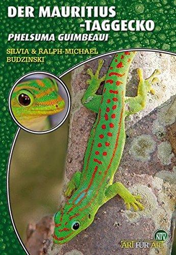 Der Mauritius-Taggecko: Phelsuma guimbeaui