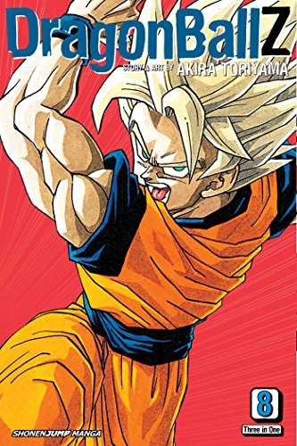 DRAGON BALL Z VIZBIG ED TP VOL 08 (C: 1-0-1)