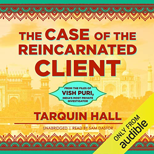 The Case of the Reincarnated Client audiobook cover art