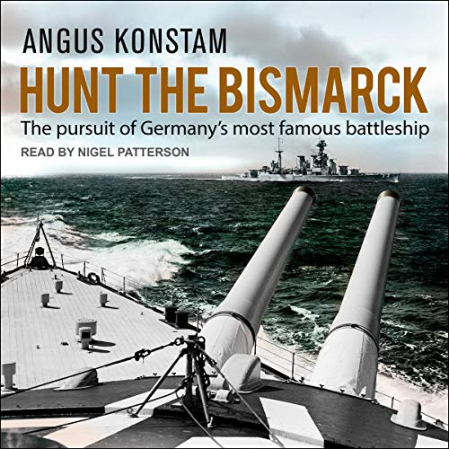 Hunt the Bismarck cover art