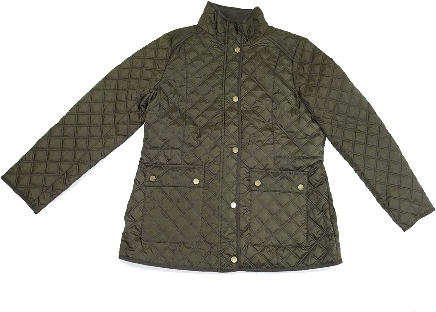 Lucky Brand Women's Quilted Barn Jacket