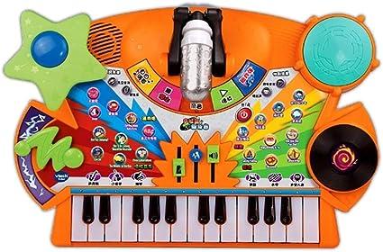 Dfghbn Juguetes educativos Multifuncional Música Mesa ...