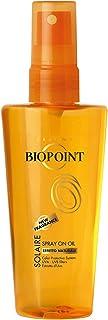 BIOPOINT Olio Solare Per Capelli - Effetto Naturale - 100 ml