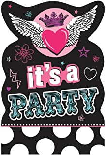 Invitations | Rocker Princess Collection | Party Accessory