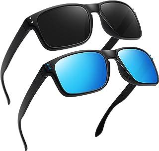 Polarized Sunglasses for Men Women Sports Driving Fishing...