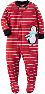 c931a9b014a2 Amazon.com  Multi - Blanket Sleepers   Sleepwear   Robes  Clothing ...