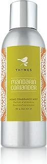 Thymes FBA_637666028262 Home Fragrance Mist, Mandarin Coriander