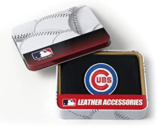 Best chicago cubs leather trifold wallet Reviews
