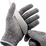 Swastik Anti Cutting Resistant Hand Safety Gloves Cut-Proof Level 5 Protection