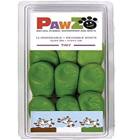 ポウズ (PAWZ) ラバードッグブーツ ライトグリーン Tiny