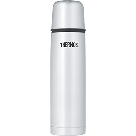 Thermos FBB500SS4 Vacuum Insulated 16 Ounce Compact Stainless Steel Beverage Bottle