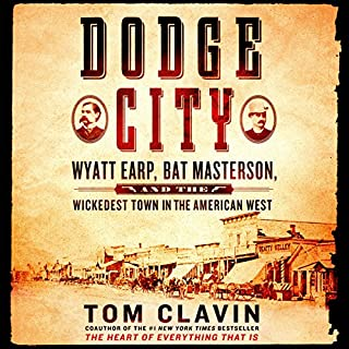 Dodge City cover art