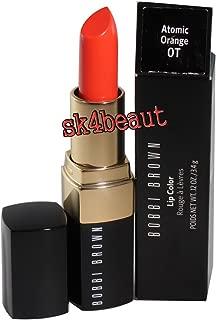 Bobbi Brown Lip Color Lipstick Choose Your Favorite Shade 0.12oz/3.4g #Atomic Orange OT