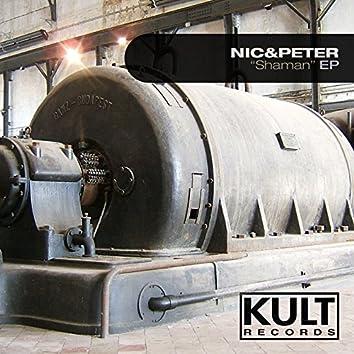 """Kult Records Presents """"Shaman Ep"""""""