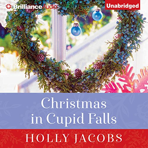 Christmas in Cupid Falls audiobook cover art