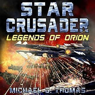 Star Crusader audiobook cover art