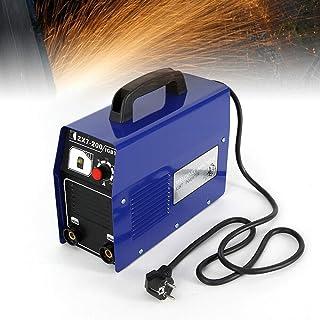 Yiyiby - Soldador eléctrico profesional de electrodos, máquina de soldadura DC Inverter 120 A ZX7