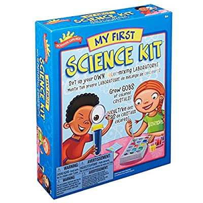 Scientific Explorer My First Science Kids Science Experiment Kit