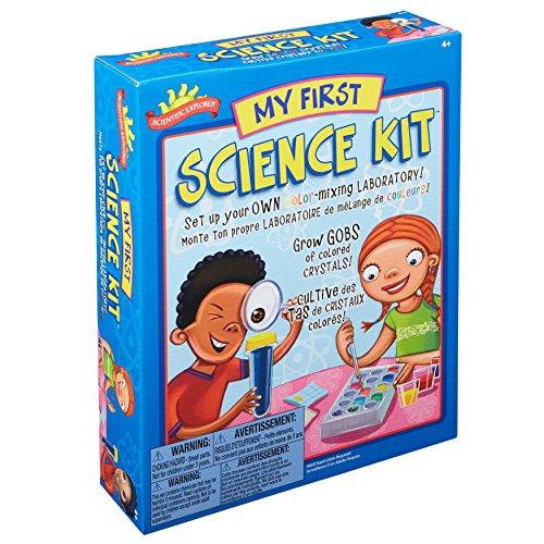 Slinky Scientifique Explorers My First Science kit-, d'autres, Multicolore